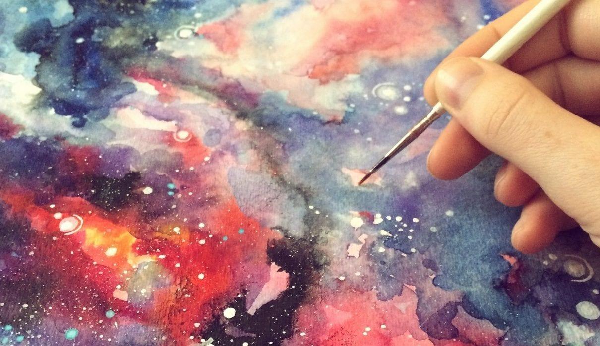 Best skillshare classes - Modern Watercolor Techniques: Beginner's Level