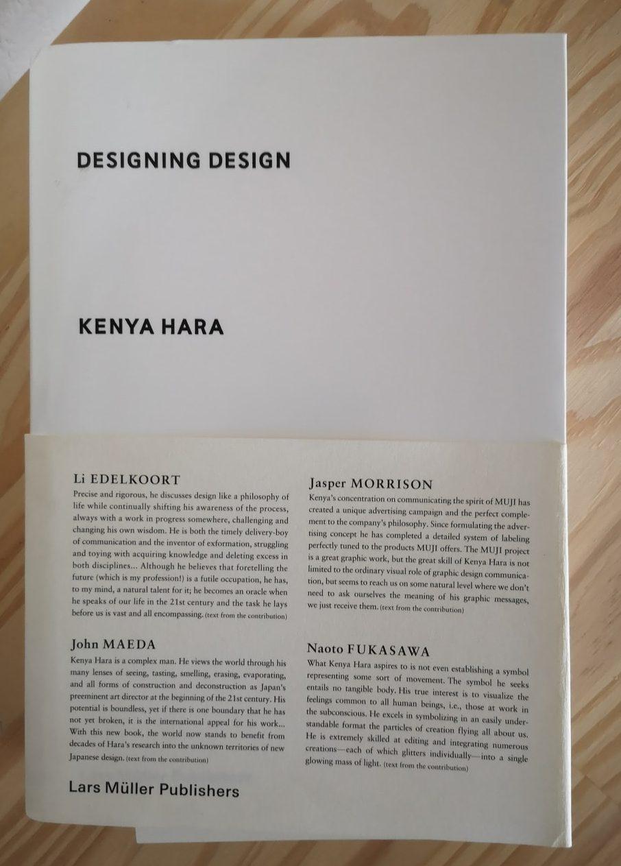 Designing Design by Kenya Hara