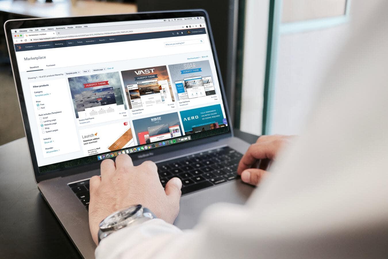 Portfolio numérique - en ligne
