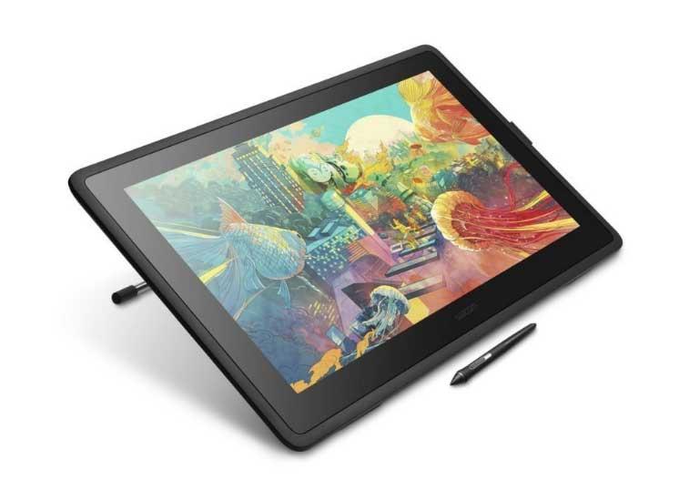 Wacom Cintiq 16 - meilleure tablette pour dessiner
