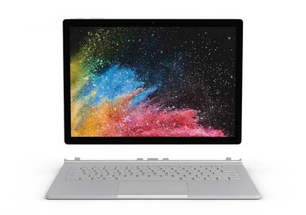 Microsoft Surface Book 2 - Note taking tablet