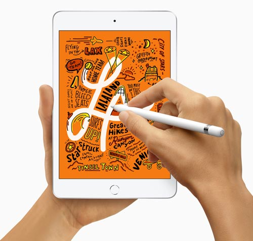 Apple iPad mini - Note taking and drawing tablet