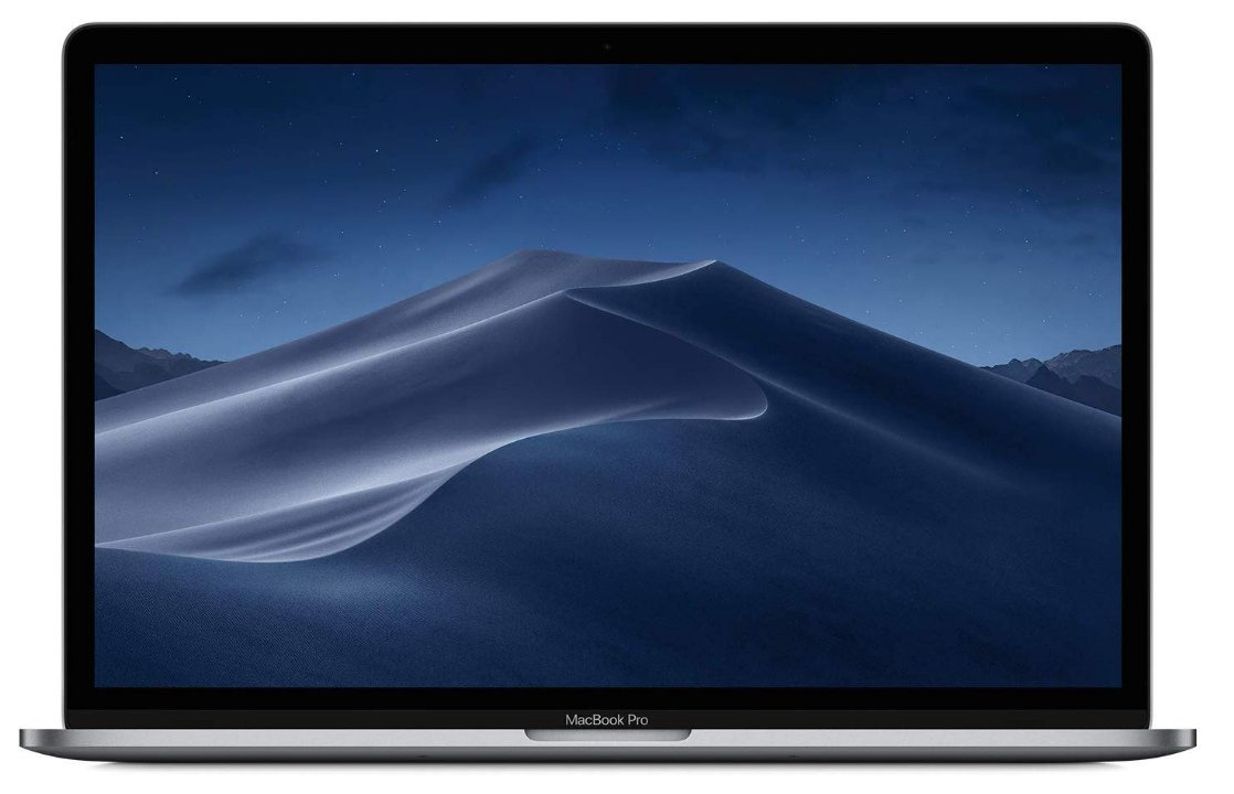 New Apple MacBook Pro - graphic design equipment and tools