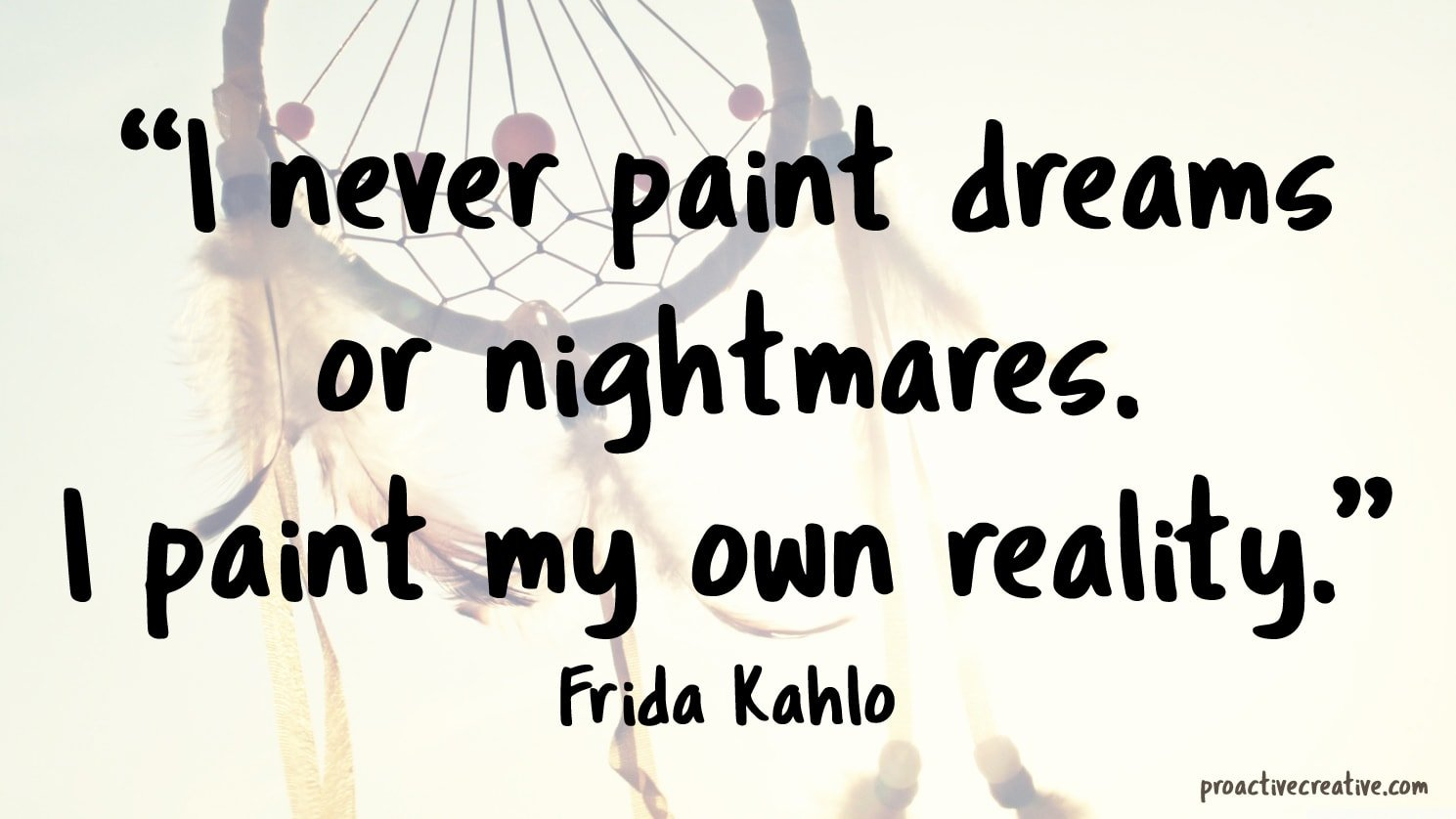 Art quotes - Frida Kahlo