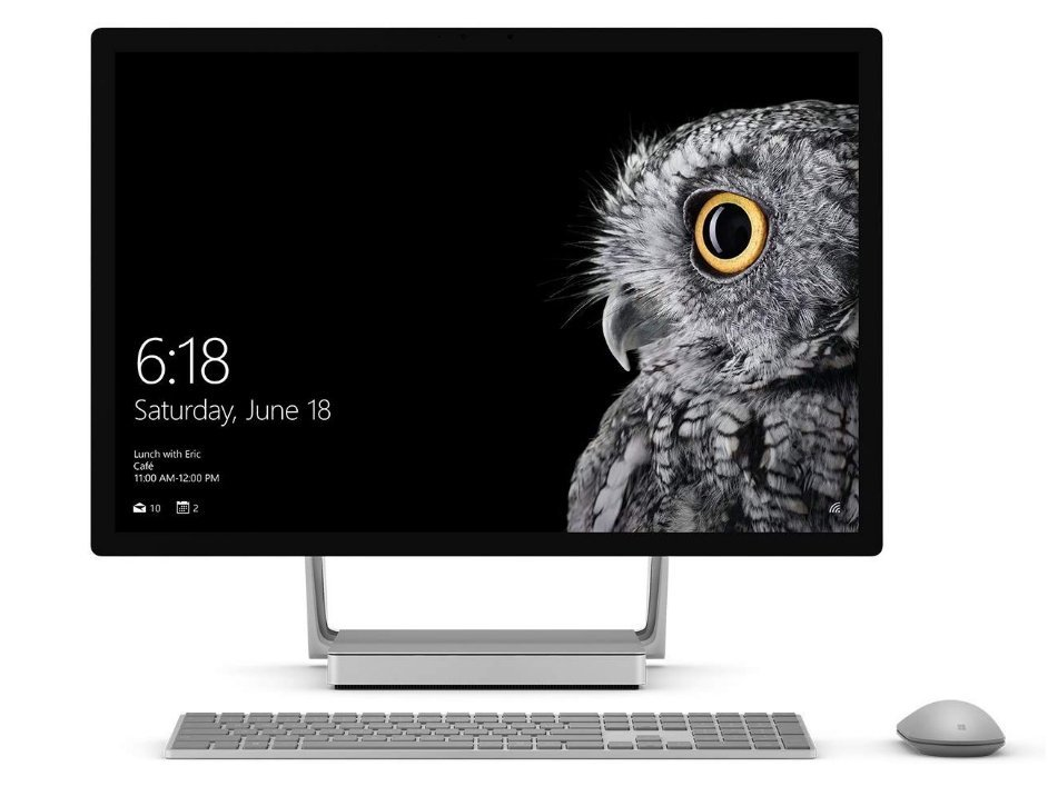 Microsoft Surface Studio 2 - graphic designer tools