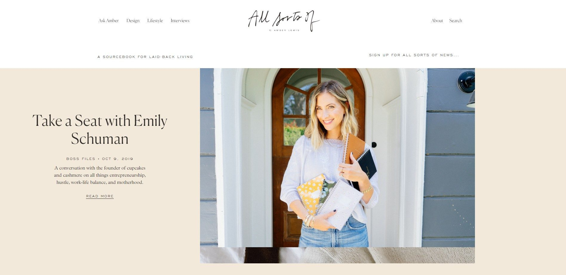 Amber Interiors - Interior design blog