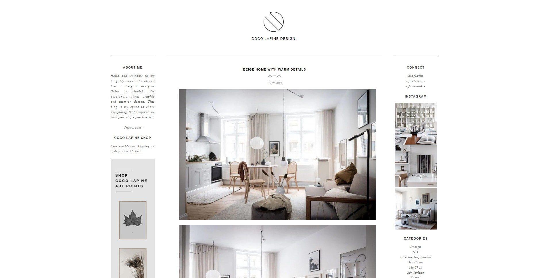 Coco Lapine Design - Interior design blog