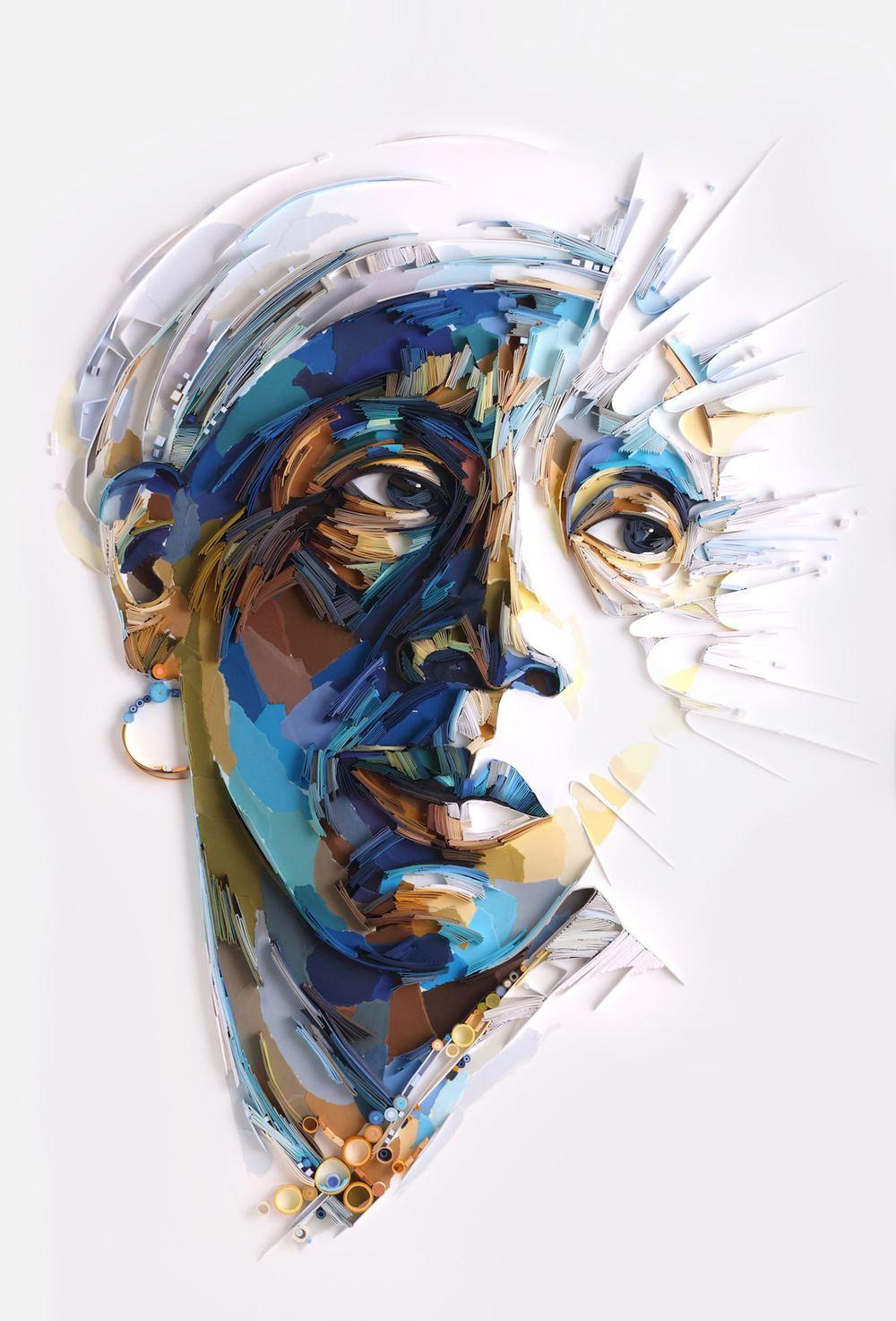 yulia brodskaya quilling paper art