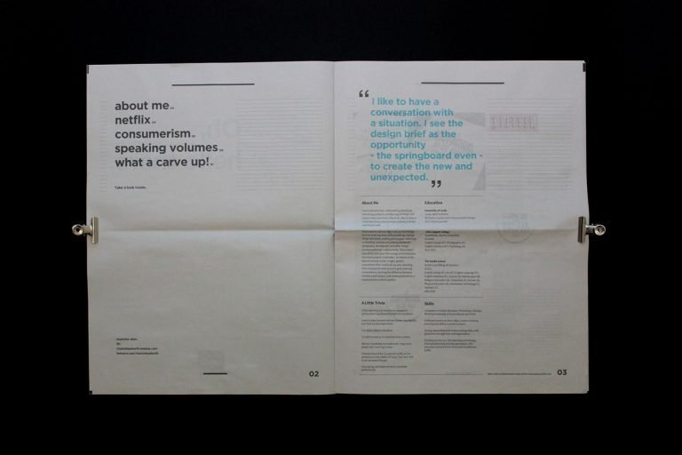 10 Brilliant Graphic Designer Resume Examples For Your Inspiration