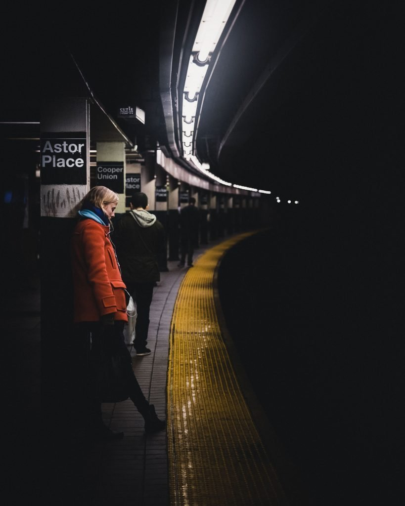 Capture Some Shots at Subway Stations - Streets of New York