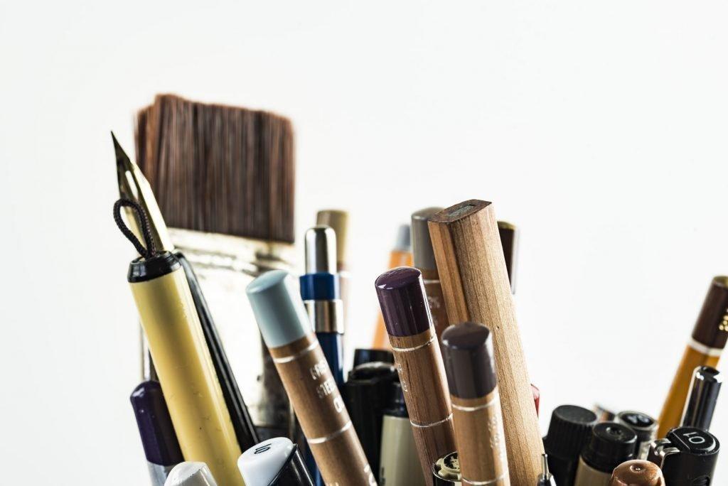 art tools - art set