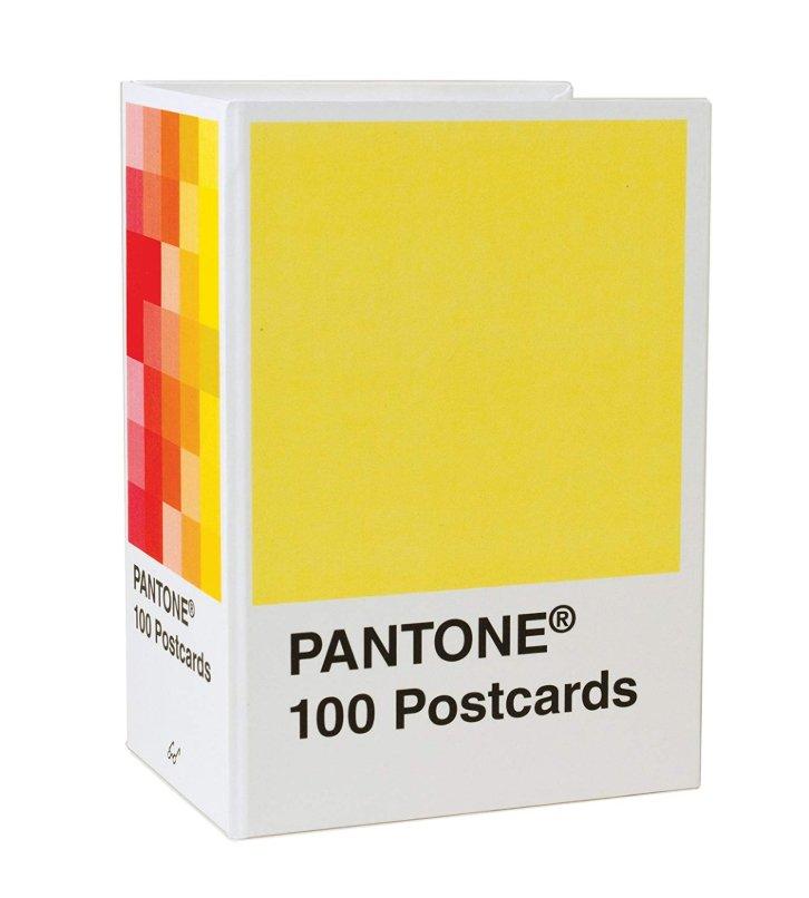 Boîte à cartes postales Pantone: 100 cartes postales