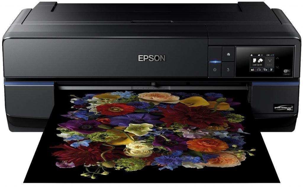 Epson SureColor SC-P800 - Best printers for art print