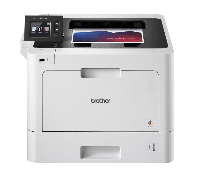 Brother Business Color Laser Printer - Best printer for artists