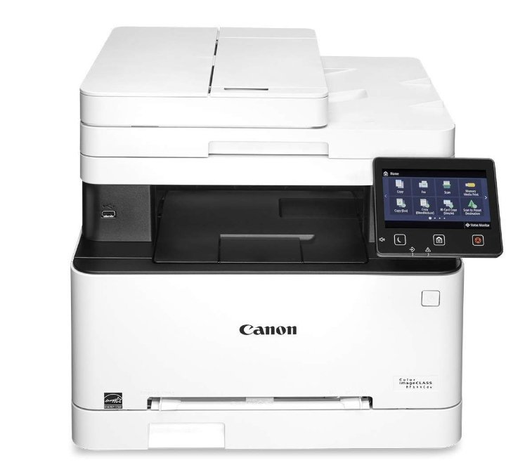 Canon Color imageCLASS MF733Cdw - All in One, Wireless, Duplex Laser Printer