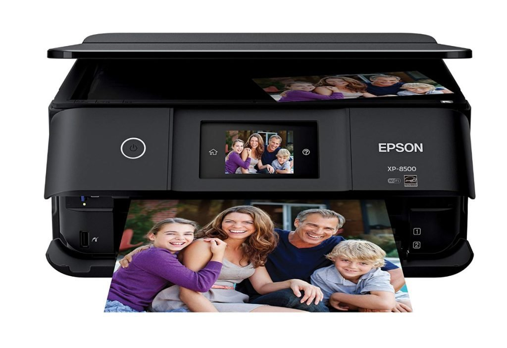 Epson Expression XP-8500 - Best printers for art print