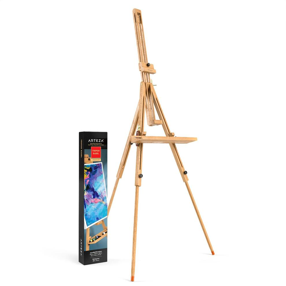 Arteza Wooden Easel Stand