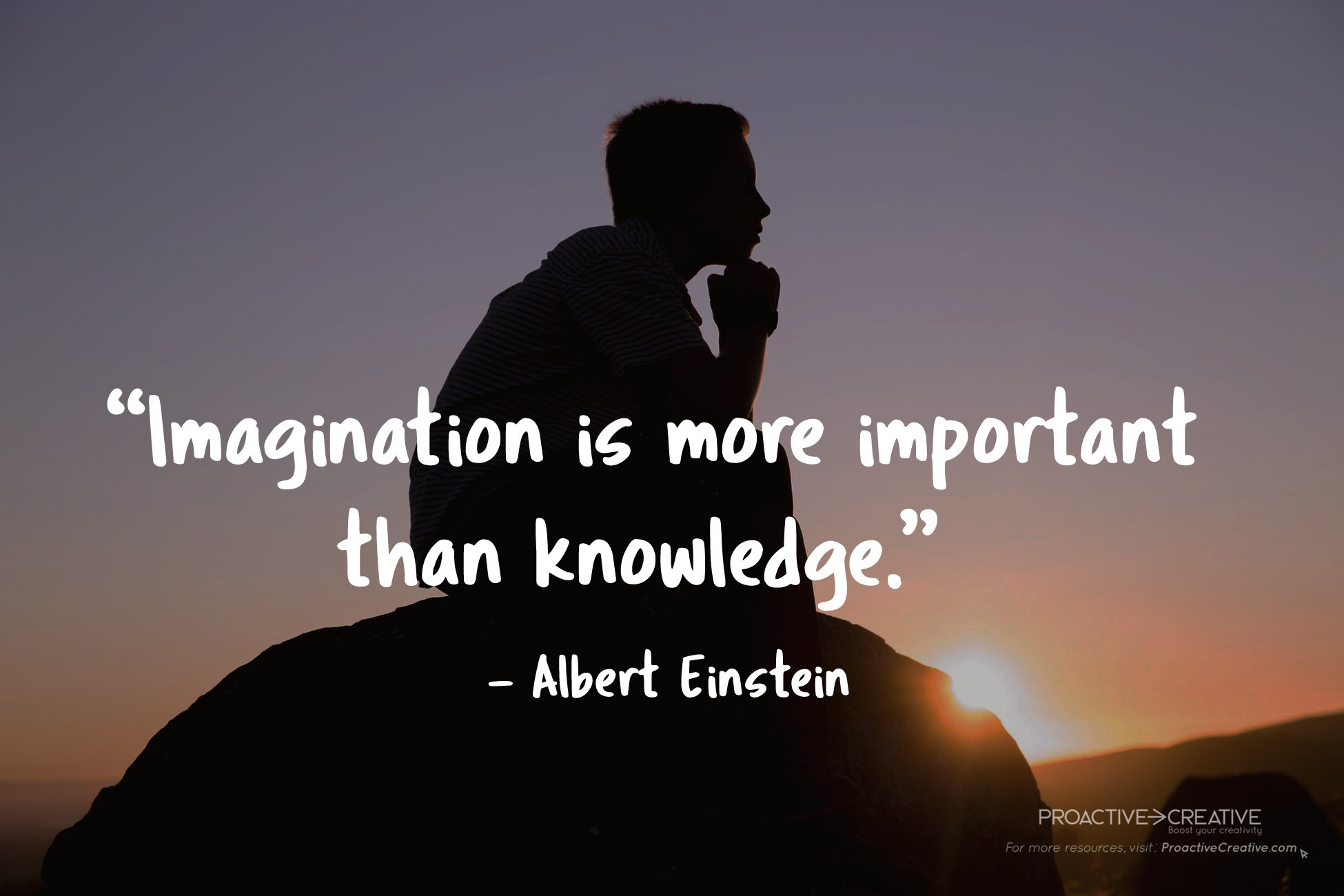 Creativity Quote - Albert Einstein