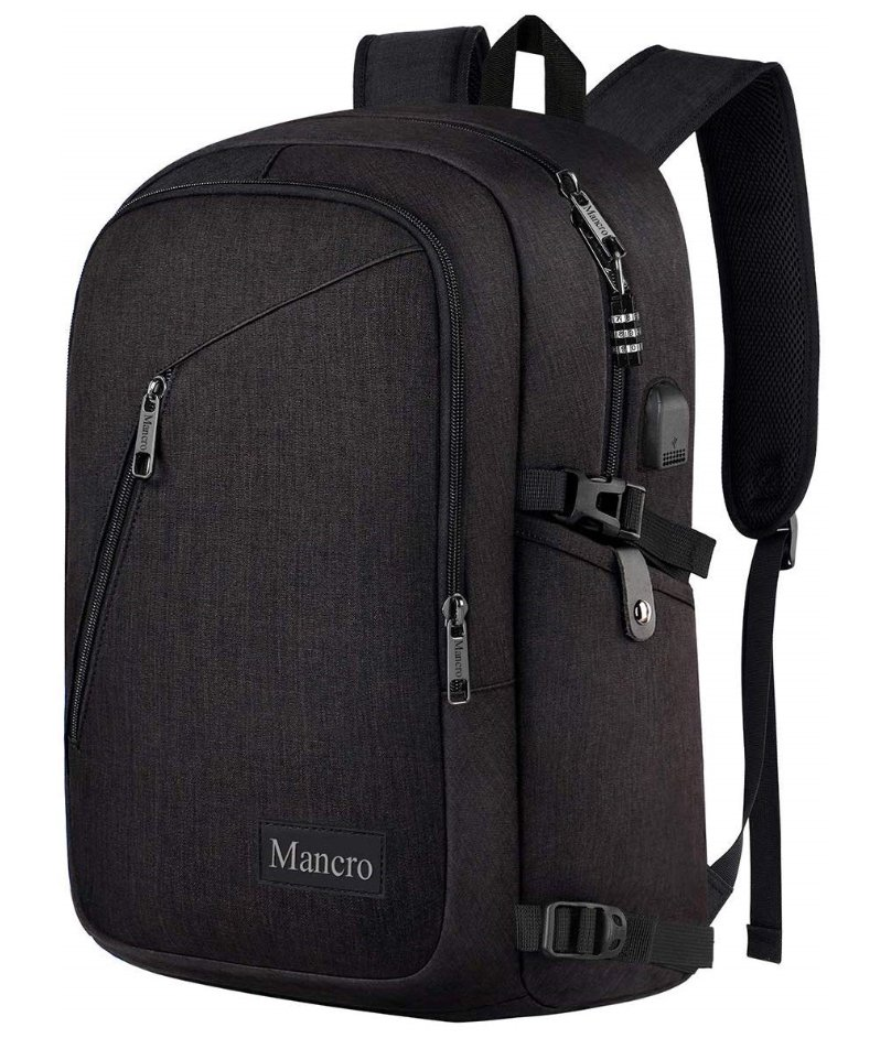 Anti Theft Business Laptop Backpack - Minimalist backpack