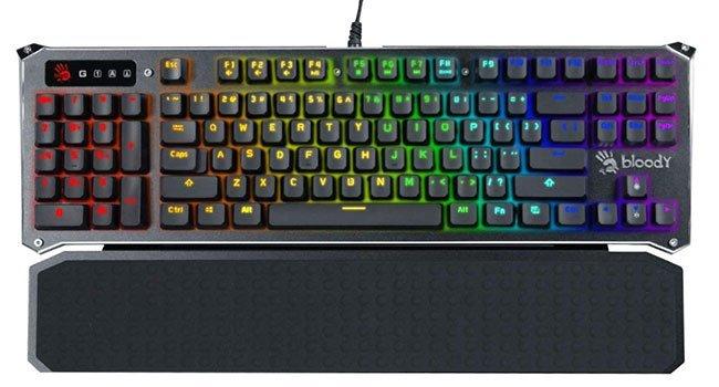 B945 Light Strike Optical Gaming Keyboard
