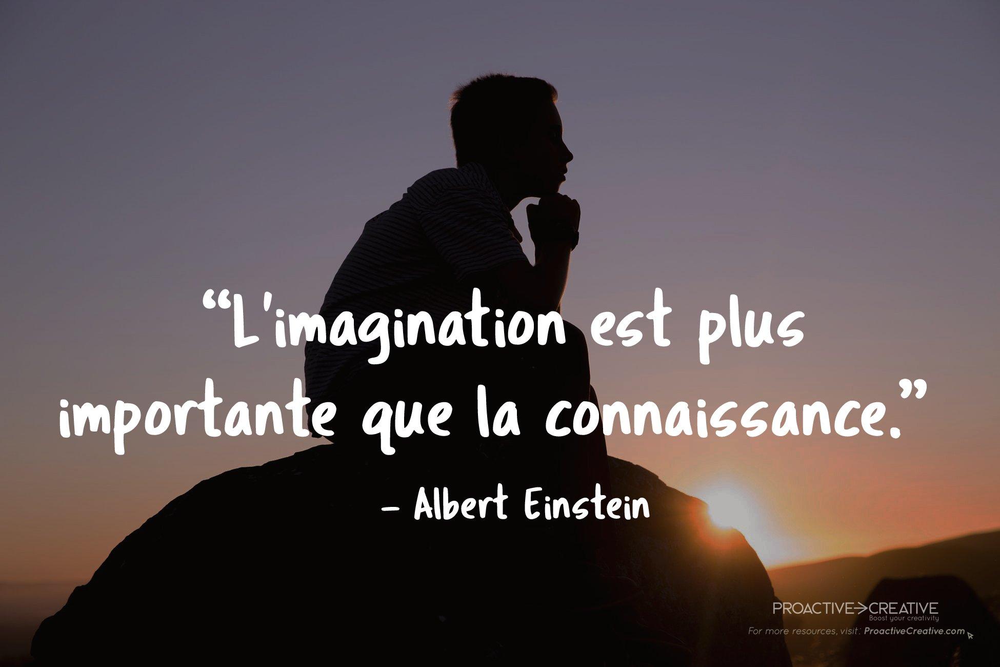 Albert Einstein - Citations inspirantes