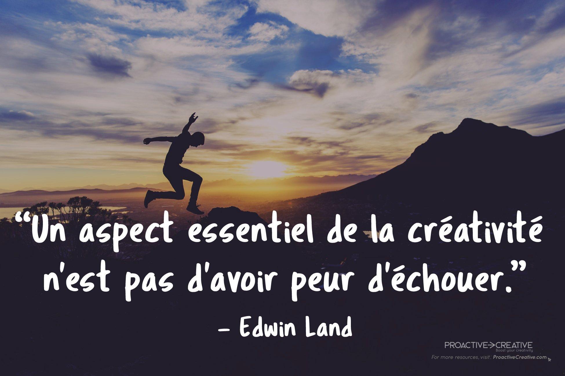 Edwin Land - Citations inspirantes