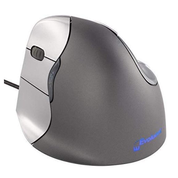 Best left handed vertical mouse - Evoluent VM4R Vertical Mouse