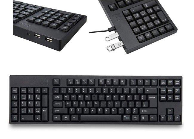 Homelex Left-Handed Left Number Keyboard Financial Design Budget Stocks Office