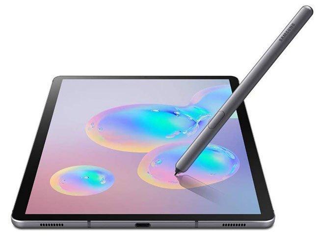 Samsung Galaxy Tab S6 - tablette graphique autonome avec ecran