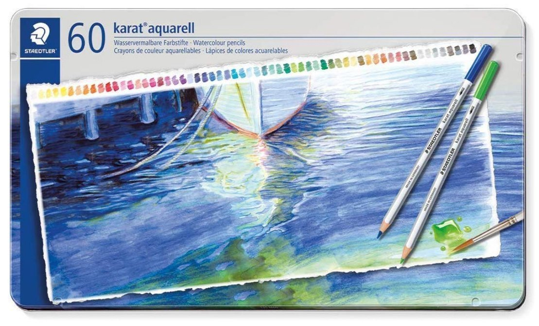 Best colored pencils for artists - Staedtler