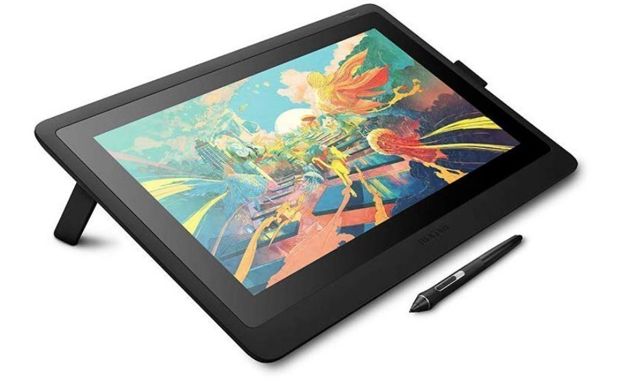Wacom Cintiq 16 Creative Pen - Tablet standalone with screen