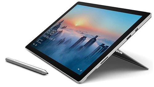 Best laptops for artists - Microsoft Surface Pro 4