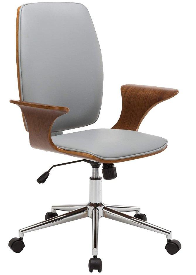 Best minimalist desk chair - Porthos Home Lennon Office Chair