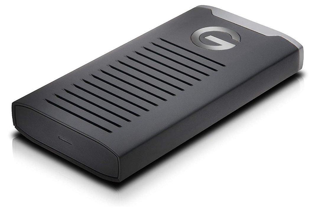 best ssd external hard drive - G-Technology 2TB G-DRIVE