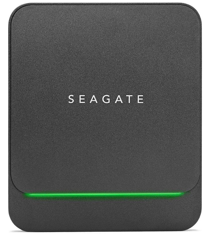 best ssd external hard drive - Seagate Barracuda Fast SSD 2TB