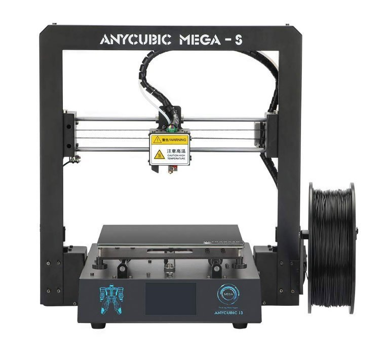 meilleure imprimante 3d - comparatif imprimante 3d - ANYCUBIC Mega-S imprimante 3D