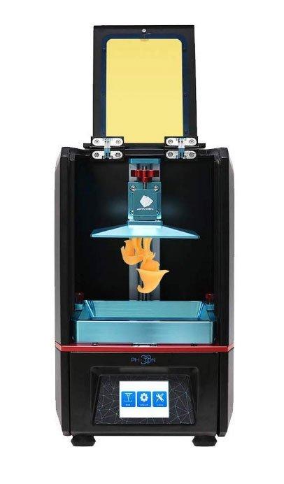 imprimante 3d meilleur rapport qualité prix - imprimante 3d moins de 200€ - ANYCUBIC Photon UV LCD imprimante 3D