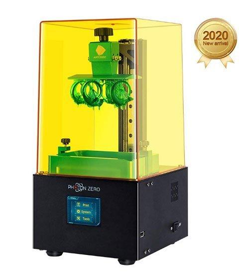 imprimante 3d comparatif - imprimante 3d meilleur rapport qualité prix - ANYCUBIC Photon Zero Imprimante 3D Technologie LCD