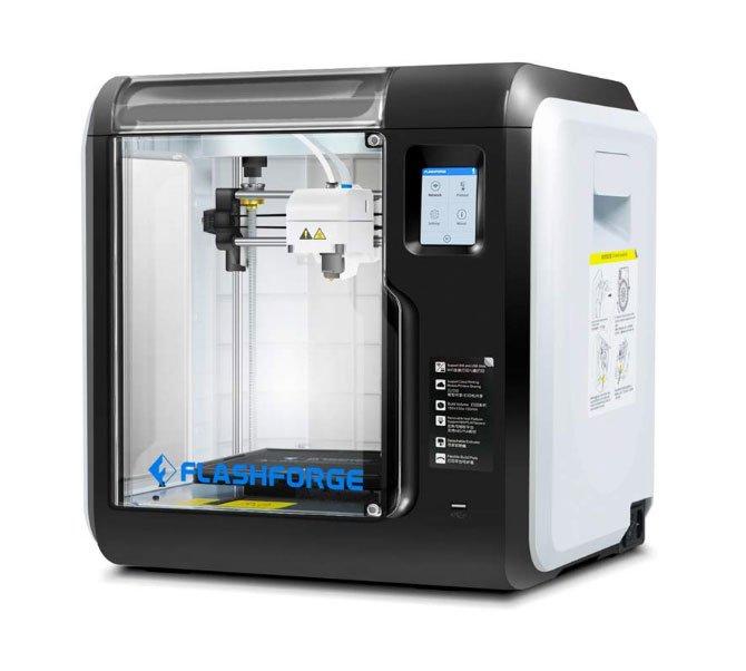 imprimante 3d comparatif - imprimante 3d moins de 200€ - FlashForge Adventurer 3 Lite FDM imprimante 3D