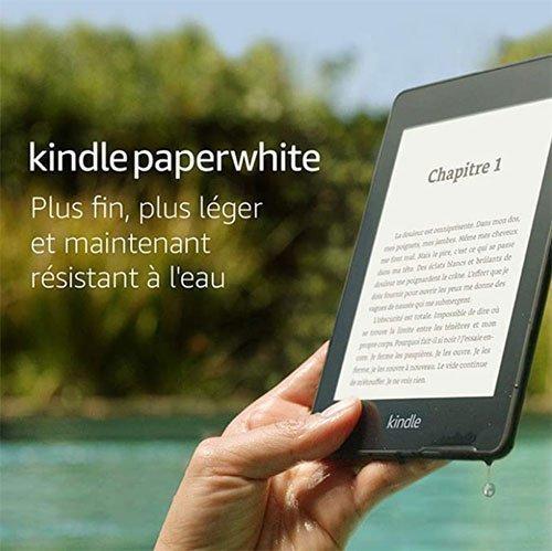 Kindle Paperwhite - meilleur cadeau pour minimaliste