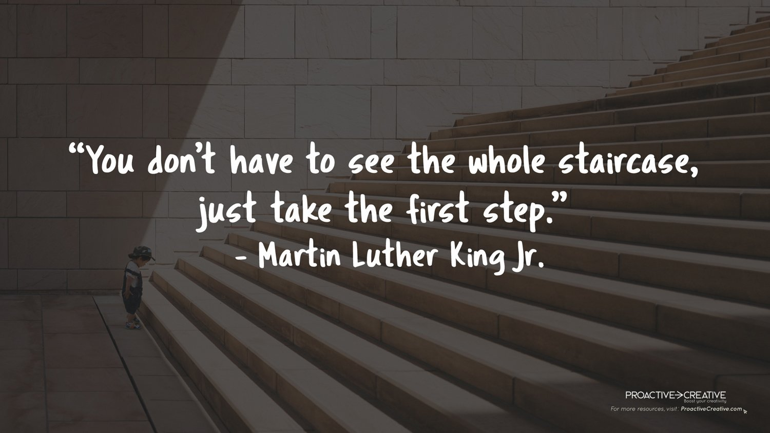 Procrastination quotes - Martin Luther King Jr