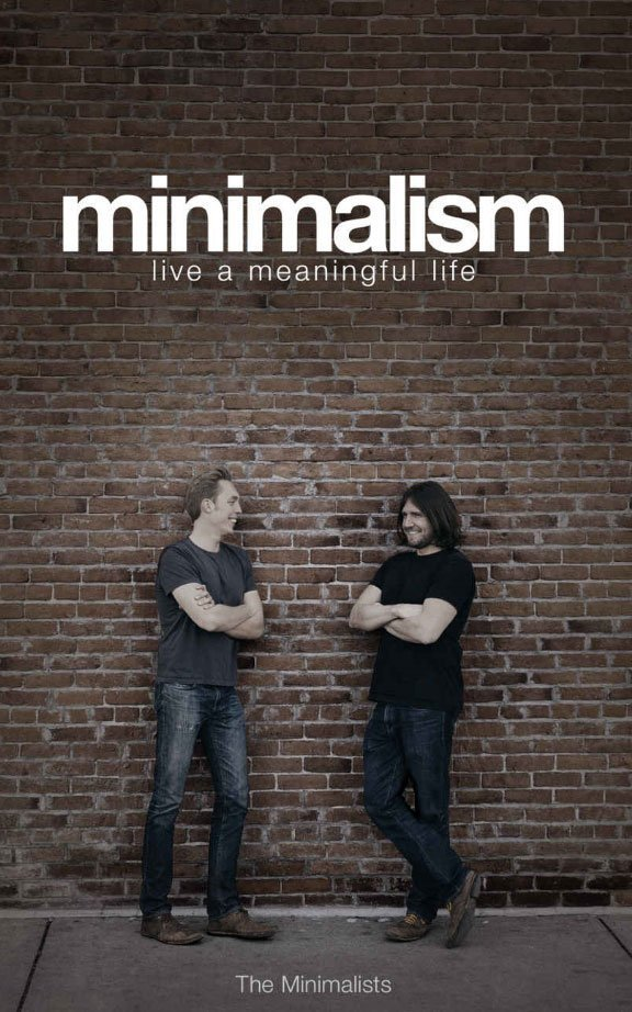 Minimalism: A Documentary About the Important Things - best books on minimalism