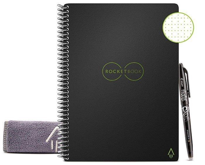 Rocketbook Smart Reusable Notebook - meilleur cadeau pour minimaliste