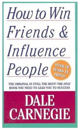 best book on self discipline - best self help book - how to win friends & influence people by dale carnegie
