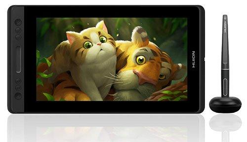 Huion KAMVAS Pro 13 GT-133 Pen Display Drawing Tablet with Screen