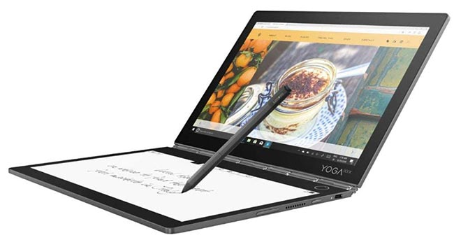 Best laptop for drawing - Lenovo Yoga Book C930