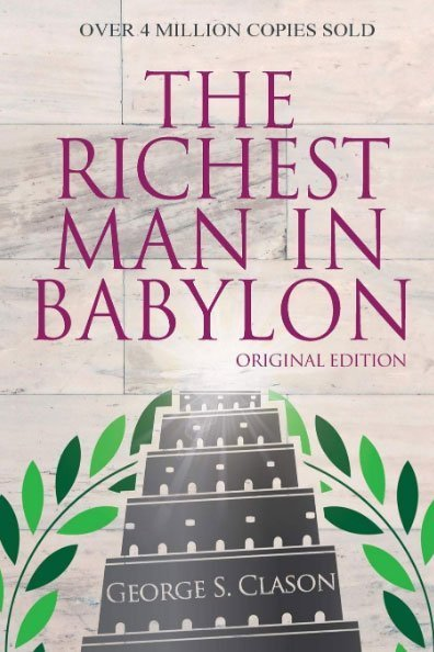 the richest man in babylon - best help book - best personal development books