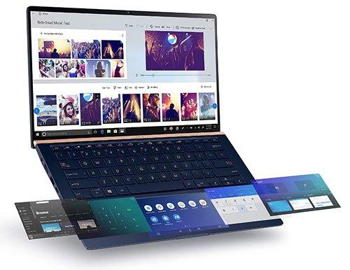 Meilleur ordinateur portable pour étudiant - Asus ZenBook 14 Ultra-Slim