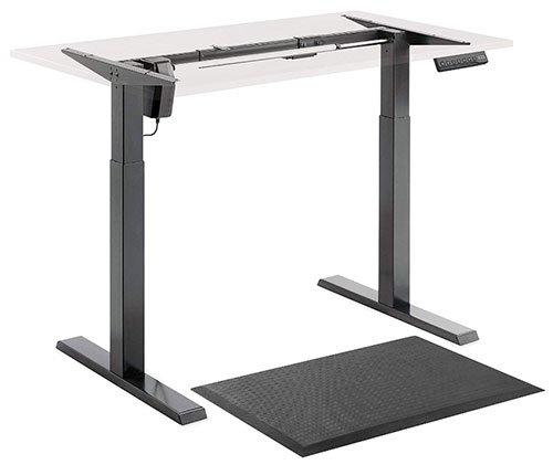 bureau réglable en hauteur - bureau ergonomique assis debout