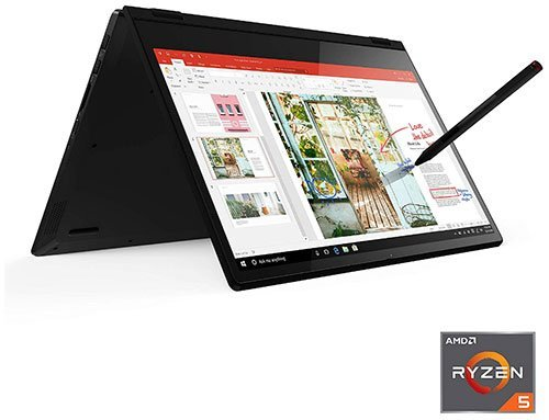 Best laptop for art students - Lenovo Flex 14 2-in-1 Convertible Laptop